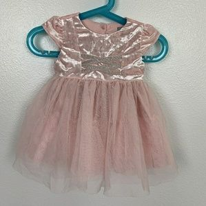 The Children's Place Baby Holidays Dress Sz: 6-9M